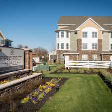 Rental info for Prospect Hall Apartments