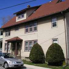 Rental info for 401 Washburn PL in the Madison area