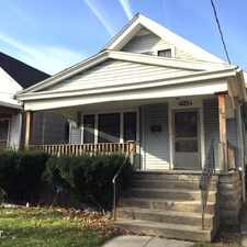 Rental info for 38 Cornwall Ave in the Buffalo area