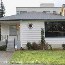 Rental info for 4112 Midvale Ave N in the Fremont area