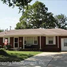 Rental info for 708 Elmwood Drive in the 73069 area