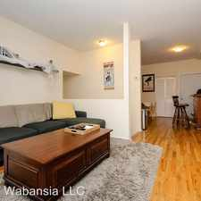 Rental info for 1852 W. Wabansia - 1F in the Chicago area