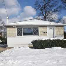 Rental info for 111A Ontario Ave