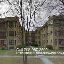 Rental info for 10714 S. Church St in the Morgan Park area