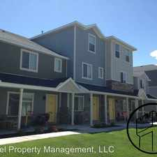 Rental info for 217 North 750 East in the Orem area