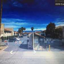 Rental info for 2255 Cahuilla Street #119