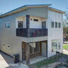 Rental info for 806 Nimitz in the College Station area