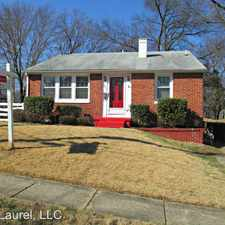 Rental info for 7807 Elroy Place