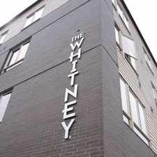 Rental info for The Whitney