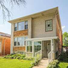 Rental info for 5210 West Ainslie Street #1 in the Jefferson Park area
