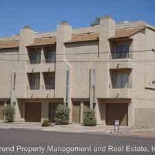 Rental info for 225 N. Pomeroy #7 in the Downtown area