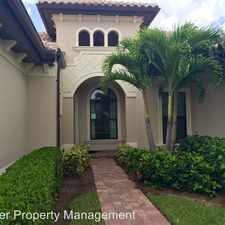 Rental info for 6569 Roma Way