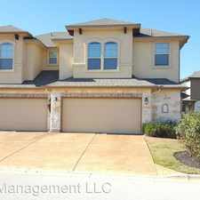 Rental info for 14001 Avery Ranch BLVD Unit#1104 in the Cedar Park area