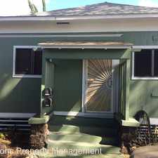 Rental info for 1302 Kinau St. - KN-11 in the Honolulu area