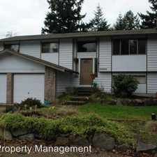 Rental info for 34501 30th Ave SW
