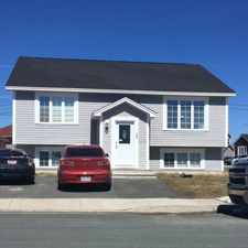 Rental info for 21 Antelope St - 3 Bedroom Upstairs Apt. - Available April 1st in the St. John's area