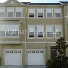 Rental info for Beautiful Townhouse close to MacDill AFB in the Ballast Point area