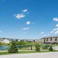 Rental info for Walnut Lake in the Urbandale area