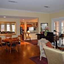 Rental info for $4700 3 bedroom Townhouse in Central Austin Tarrytown in the Austin area