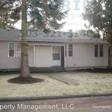 Rental info for 8534 NE Milton Ave. 8534 in the Madison South area