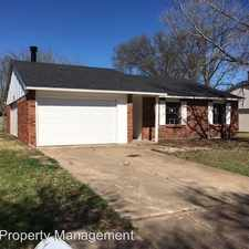 Rental info for 7323 Bluestem Rd.