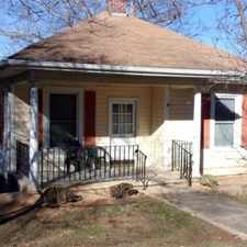 Rental info for 219 East Street