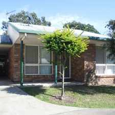 Rental info for SHORT WALK TO YEPPOON CENTRAL! in the Yeppoon area