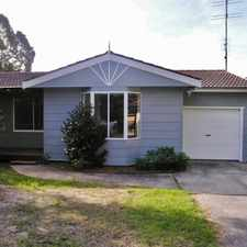 Rental info for Central Location in the Budgewoi area
