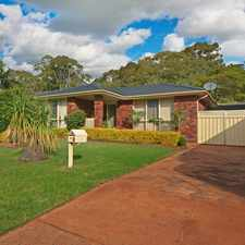 Rental info for Well Presented Home in the Wollongong area