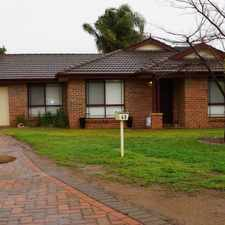 Rental info for Everything you need in Eastridge! in the Dubbo area