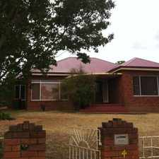 Rental info for Ray White Real Estate - 68621900 in the Parkes area