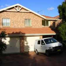 Rental info for Quiet Location in the West Wollongong area