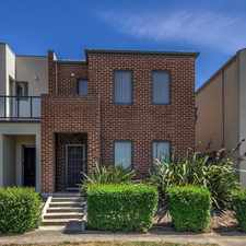 Rental info for Immaculate Town House In the heart of Craigieburn in the Melbourne area