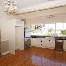 Rental info for DELIGHTFUL HOME in the Armidale area