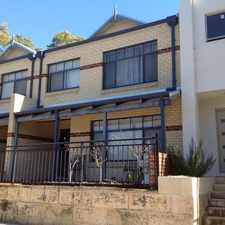 Rental info for JOONDALUP - SHARED HOUSE AND STUDIO AVAILABLE in the Edgewater area