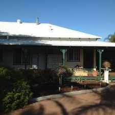 Rental info for Large Family Home on spacious block in the Perth area