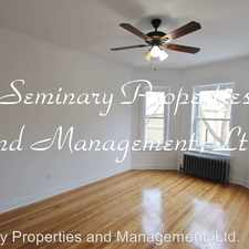Rental info for 4957-59 N. Troy/3117-23 W. Argyle in the Chicago area