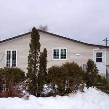Rental info for 3 Bedroom Apartment in CBS in the Conception Bay South area