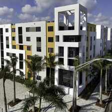 Rental info for 8800 Doral Luxury Apartments