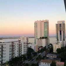 Rental info for 333 Northeast 24th Street #1207 in the Wynwood-Edgewater area