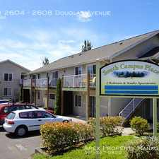 Rental info for 2600 2604 in the Bellingham area