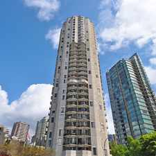 Rental info for 1011 Beach Avenue in the Vancouver area