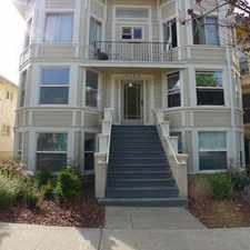 Rental info for 4120 - B Howe Street in the Piedmont Avenue area