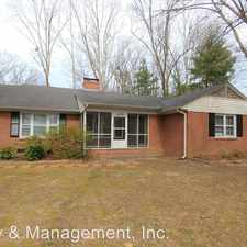 Rental info for 1535 Westbrook Circle