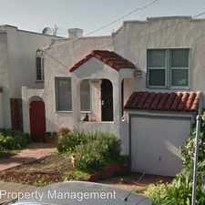 Rental info for 4459 Masterson St in the Redwood Heights area