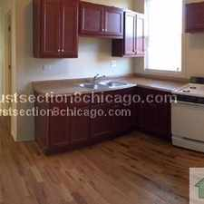 Rental info for *KILBOURN/WEST END SECTION 8 UNIT 2BDR 1BT UNIT $ NO SECURITY$ SEC 8 in the West Garfield Park area