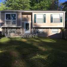 Rental info for 4 Bed 2.5 Bath Home, $1,295.00
