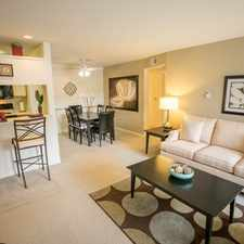 Rental info for The Landings At The Preserve Apartments