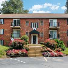 Rental info for Foxwood Apartments