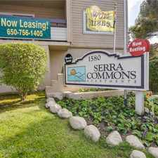 Rental info for Serra Commons Apartments